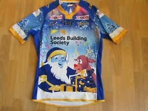 8a62552066b Image is loading ISC-LEEDS-Rhinos-XMAS-Limited-Edition-PLAYER-Issue-