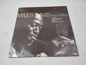 MILES-DAVIS-KIND-OF-BLUE-CBS-VINYL-LP