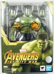 S-H-Figuarts-Hulk-Action-Figure-Avengers-Infinity-War-Bandai-Tamashii-Nations