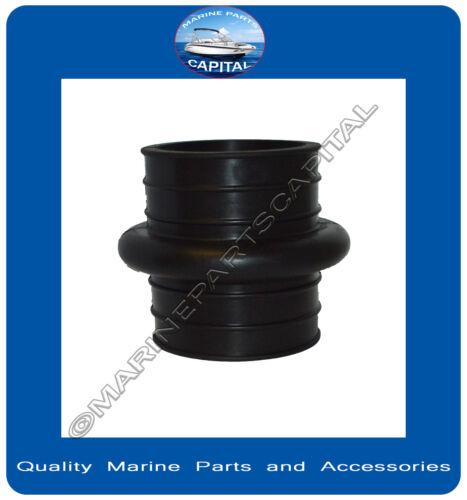 MarineMann Exhaust Hose Bellows for OMC /& Volvo Penta 3852741//3863450
