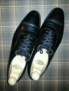 Details zu Church's Schuhe Philip, Leder, Schwarz, Größe 9D UK 42,5 EU