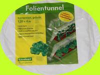 Folientunnel Ca. 0,80 X 3,50 M Gewächshaus Folien Tunnel Pflanzen Mit Zubehör