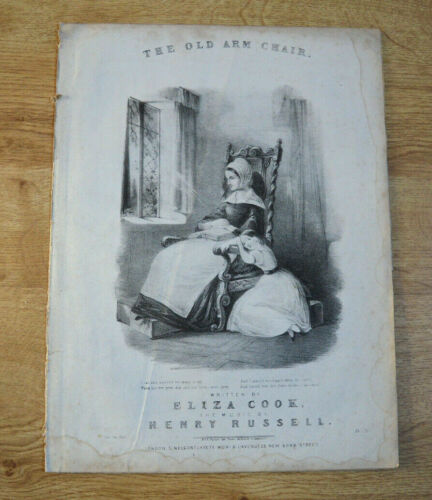 Piano music Large Selection of Mid 19th C Circa1850 Antique Sheet Music