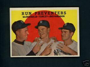 1959-237-Run-Preventers-McDougald-Richardson-Yankees