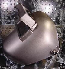 Welding Helmet With Flip Up Lens Goggle Weld Ratcheting Adjustable Head Strap