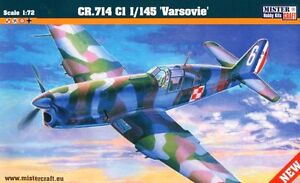 CAUDRON-CR-714-C1-CYCLONE-POLAND-FRANCE-FINLAND-GERMANY-1-72-MASTERCRAFT-NEW