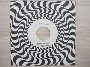 Single-Whitney-Houston-I-039-m-Your-Baby-Tonight-Promo-MINT-RAR