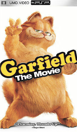 Garfield - The Movie UMD For PSP  - $18.15
