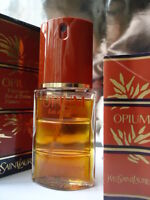 Ysl Opium Edt 36ml Fabulous Vintage Late 1970s 1st Release Not Sealed Box
