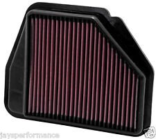 Kn air filter (33-2956) Para Chevrolet Captiva 2.2 D 2011 - 2014