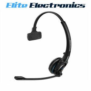 Sennheiser Mb Pro 1 Bluetooth Headset For Pc Smart Soft Phones Mbpro1 Ebay