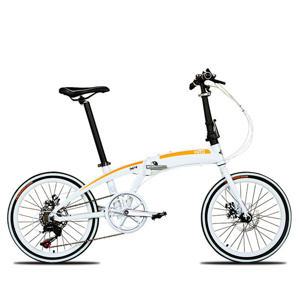 "20"" ultra light aluminum alloy shimano 7 speeds folding bike disc brakes(12kg)"