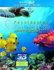 Fascination Coral Reef 3D - Fascination Coral Reef 3D / Hunters and the Hunted 3D / Mysterious Worlds 3D (3D Blu-ray, 2013, 3-Disc Set)