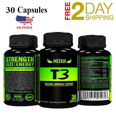 ANABOLIC legal STEROID pills BULKING Testosterone MUSCLE GROW Free Ship USA New 92617959703 eBay