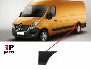 Pour Renault Master 2010 - 2014 Neuf Arrière FENDER Moulure Bord Noir Gauche N/S