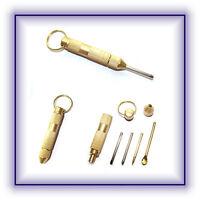 Schraubendreher Schraubenzieher Dorn Schlüsselanhänger Multi Tool Brillen Neu