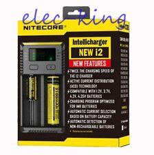 NITECORE I2 Intellicharger Charger for 18650 AAA AA Li-ion/nimh Battery