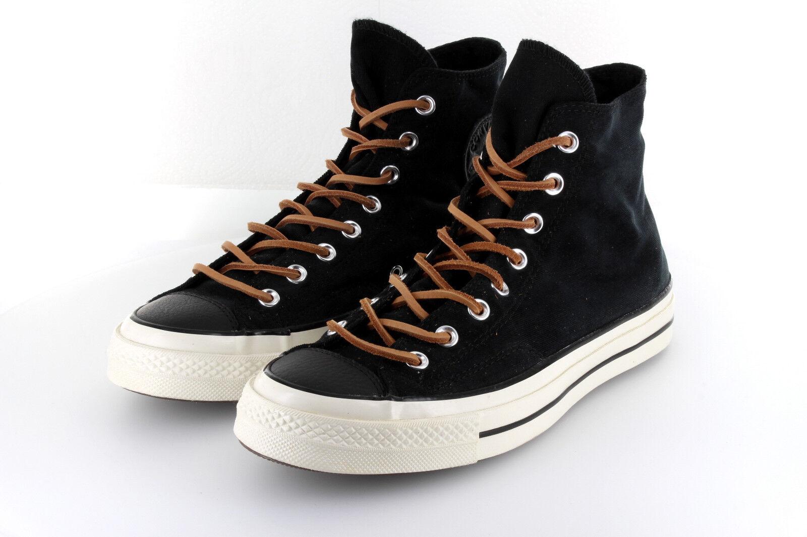 Converse Chuck Taylor AS Hi 70s Black Limited Edition Textile 42,5  43,5 US9