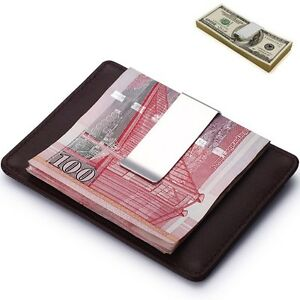 Holder Money Metal Holder Money Clip Cash Clamp Credit Card ID Clips Wallet
