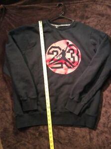 1e34ccd5522679 Vintage Nike Men s Air Jordan Flight Retro Jumpman Sweater XXL 2XL ...