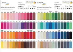Schachenmayr-Wolle-Catania-50-g-stricken-haekeln-100-Baumwolle-Handarbeit