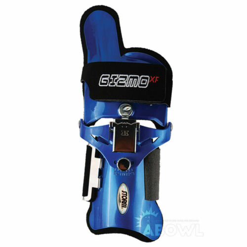 STORMGIZMO BLUE COBRA RIGHT Hand Bowling Wrist Support Accessories Sport/_RUU