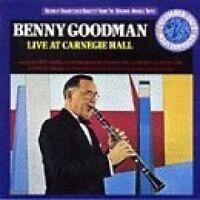 Benny Goodman Live at Carnegie Hall (1/16/38) [2 CD]
