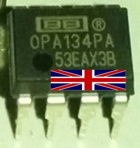 OPA134PA DIP8 Integrated Circuit from UK Seller