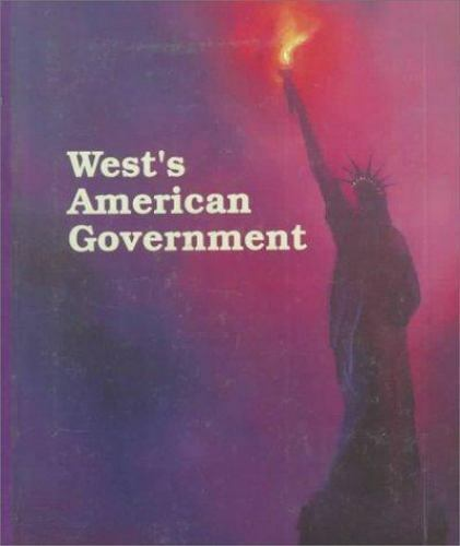 West's American Government Library Binding West Publishing Editorial
