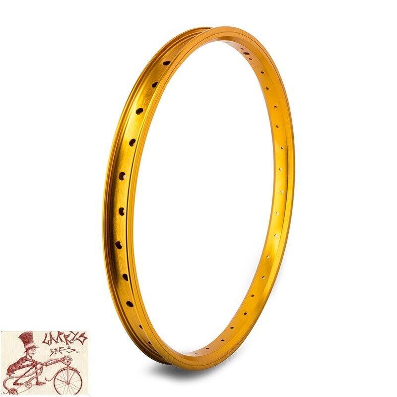 SE RACING BIKES J24SG  36H---20  gold  BICYCLE RIM