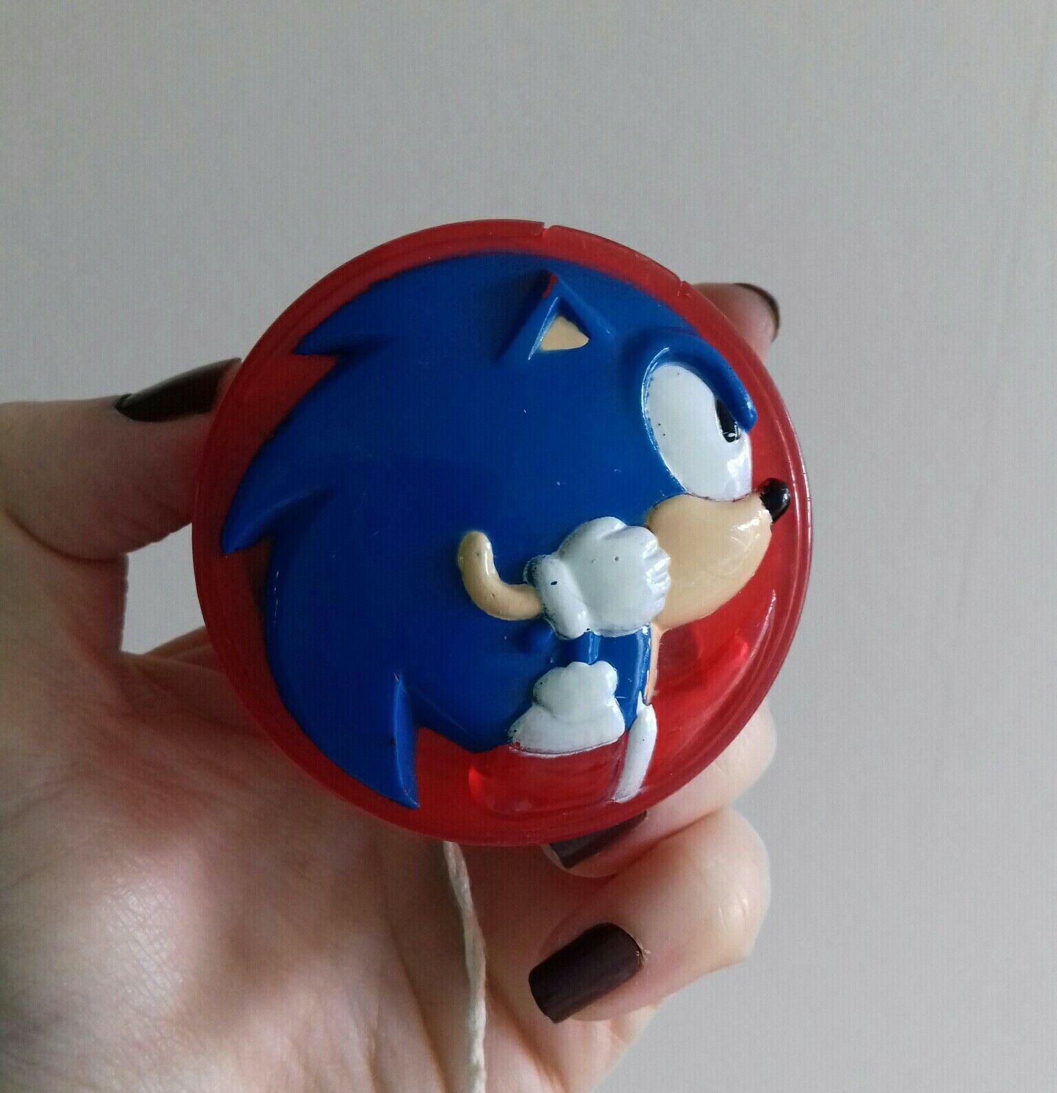 Rare 90s SEGA Sonic The Hedgehog Yo-Yo Yo-Yo (Collectors Item)
