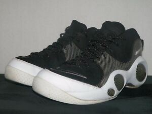 f1a1954763f5 2007 Nike Air Zoom Flight 95 - Size 10.5 - Black - White - Jason ...