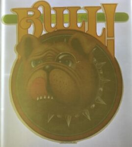 foto de Iron On Transfer T-Shirt Vintage DIY Bull! Bulldog With Spiked ...