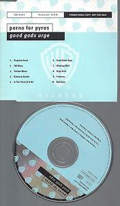 CD-PORNO-FOR-GYROS-GOOD-GODS-URGE-PROMO