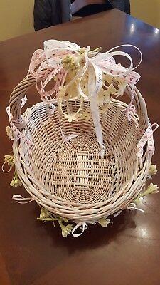 Baby Shower Gift Basket 9x11