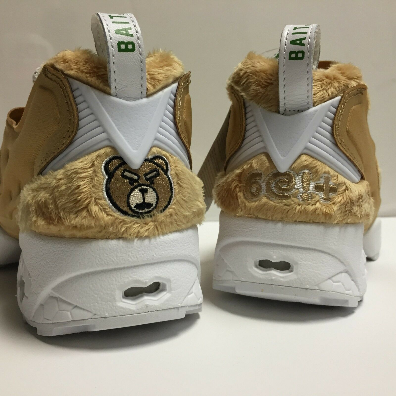 New authentic MEN Reebok instapump Fury ANGRY TED 2 BAIT Fashion scarpe da ginnastica AQ9351