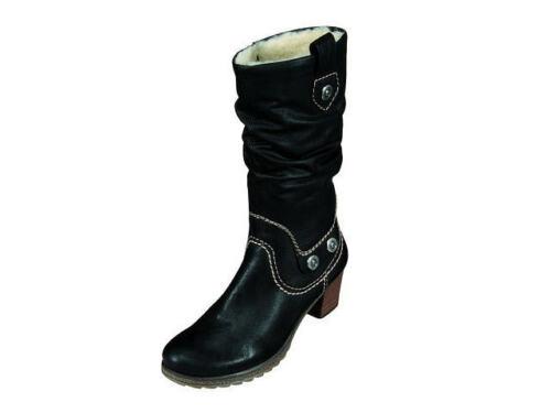 Rieker Y8172-00 Stiefel Boots Winter Damenschuhe 36-42 schwarz Neu29