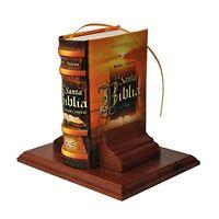La Santa Biblia In Spanish Complete Version Reina Valera Miniature Book Hc