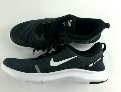 Todos los años Mediador Menagerry  Nike Flex Experience RN 8 AJ5908-013 Running Shoes Women's Size 12  Black/White | eBay