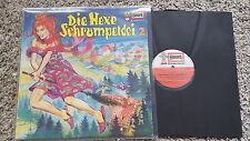 Die Hexe Schrumpeldei - Folge 2 Vinyl LP
