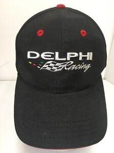 Delphi Racing AT&T Honda Futaba NASCAR Hat Cap