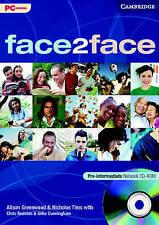 face2face Pre-intermediate Network CD-ROM, Tims, Nicholas, Greenwood, Alison, Ex