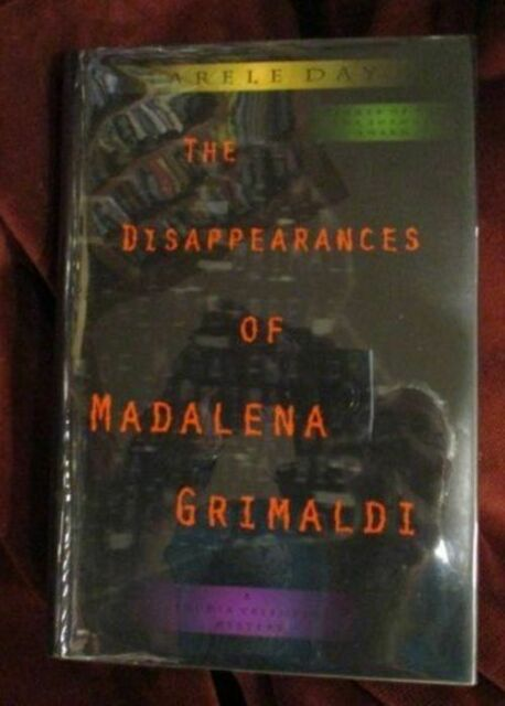Marble Day - THE DISAPPEARANCES OF MADALENA GRIMALDI - 1st