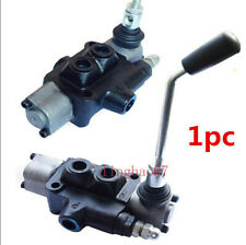 Hydraulic Log Splitter Directional Control Two Way Positioning Valve Dbl 40l