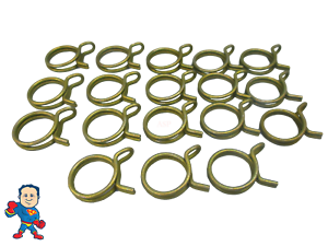 """18 Piece Hot Tub Roto Clamp Spa Part Manifold Kit Fits pipe 3//4/"""" ID  1/"""" OD Video"""
