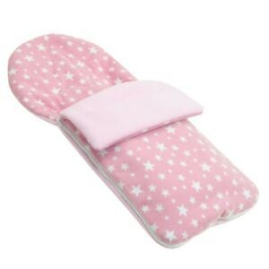 Footmuff Light Pink Cosy Toes Compatible with Red Kite Push Me Kwik