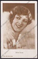 BILLIE DOVE 11 Lillian Bohny ATTRICE ACTRESS CINEMA MOVIE STAR - FUR Cartolina