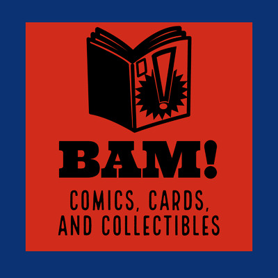 BAM Comics Cards and Collectibles