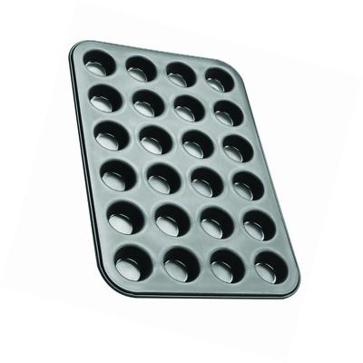 Gehorsam Zenker Mini-muffinform 24er Backblech Für Saftige Mini Muffins & Cup Kaufe Jetzt Ø 4,5 Cm