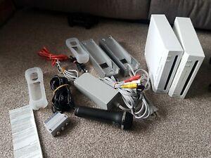 Consoles Wii X2 non testé